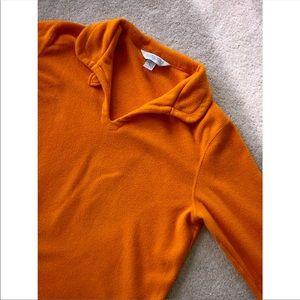 Land's End // Fleece Pullover